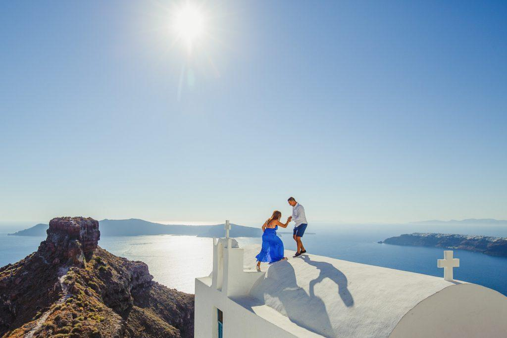 052 wedding photography santorini Photographic - Destination wedding photography