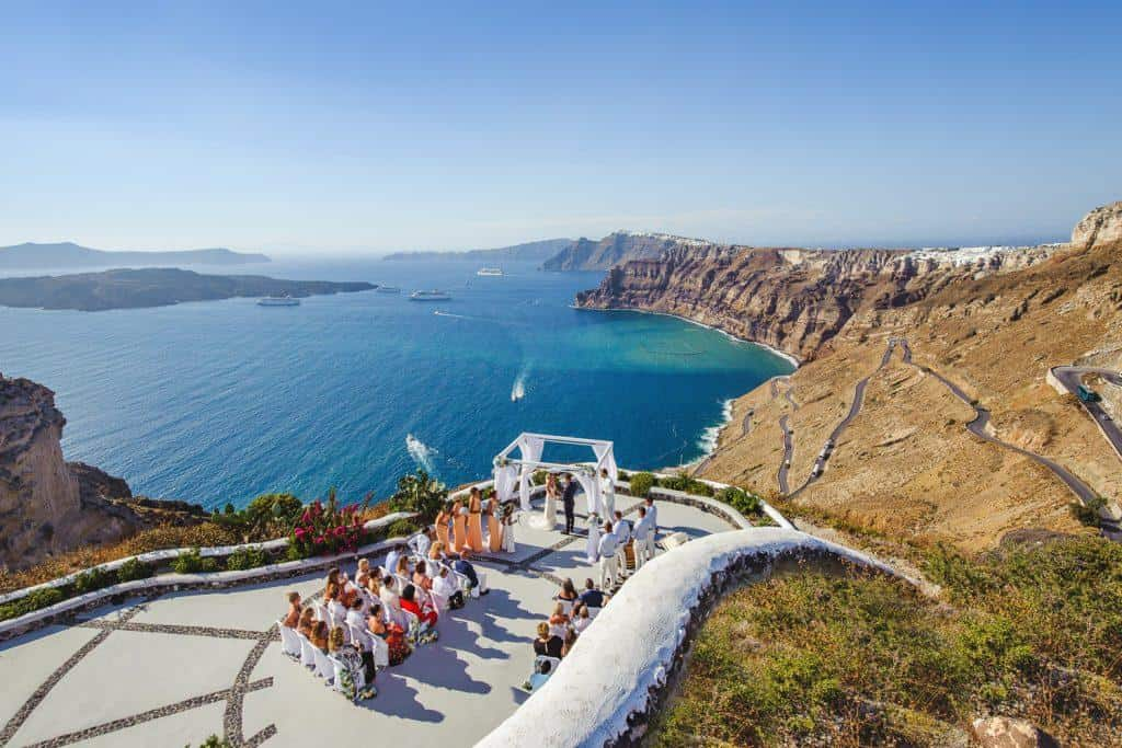 060 wedding photography santorini Photographic - Destination wedding photography